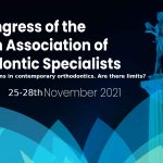 5th Congress of Balkan Association of Orthodontic Specialists in Belgrade, from 25-28 November, 2021